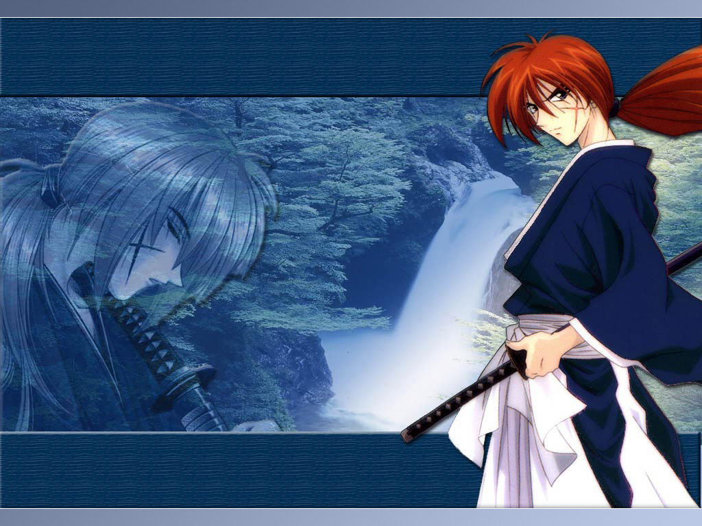 kenshin himura wallpaper - photo #34